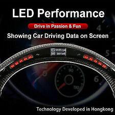 Lexus is250 is300 2007 to 2013 carbon fiber led steering wheel car wheels oem