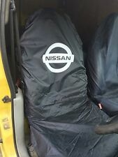 Nissan Navara Front Seat Cover Protector