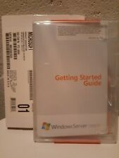 Microsoft  Windows Server 2008 Standard 64-Bit