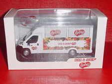 FIAT DUCATO FOOD TRUCK SOUPE LIEBIG 1/43 ELIGOR EN BOITE