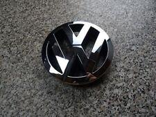 Original VW Touareg Routan Emblem chrom VW Zeichen vorne 7L6853601A FDY Neu