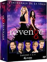 COFFRET DVD SERIE : REVENGE - L'INTEGRALE : SAISONS 1 A 4 - SECRETS / REVANCHE