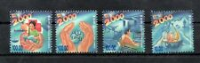 Stamps of Sri Lanka 2000 # 1241-1244 MNH 13.-Euro (10.00 no gum !!)