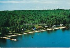 STURGEON FALLS ONTARIO CANADA OKIMOT LODGE ON TOMIKO LAKE CRYSTAL FALLS
