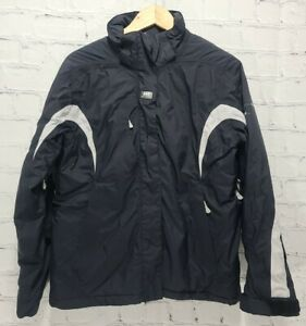 Helly Hansen Perfect Balance Ski Helly Tech Jacket Medium Thermosoft Black,  A78