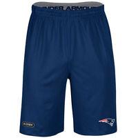 New England Patriots Under Armour NFL Combine Authentic Raid Performance  Shorts fe80668bacc7