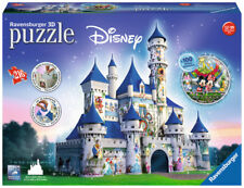 New! 12587 Ravensburger Disney Castle 3D Jigsaw Puzzle 216pcs Princess Age 10+