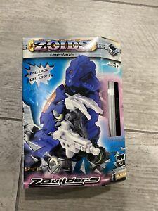 Zoids Z-builders Plug-n-blox Unenlagia, 1/72,  Hasbro 2001 unopened.