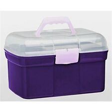 Matchmakers Cottage Craft Grooming Kit - Purple/lilac - Box Horse