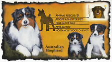2010 Animal Rescue - Australian Shepherd - EmPrint Cover by Emrick Cachets