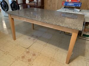 5 Ft By 3 FT Granite Top Table