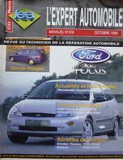 Revue technique FORD FOCUS Essence et TURBO DIESEL EXPERT N° 378 1999