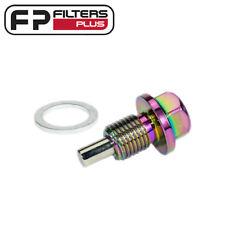 MSP12125 Neodymium Magnetic Sump Plug - M12 X 1.25 - Mini, Lexus, Nissan