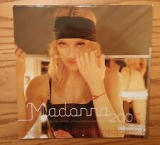 Madonna calendar 2005 - 12 month wall calendar - photos by Steven Klein -  EUC!