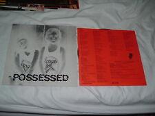 VENOM Possessed '85 LP ORIGINAL IMPORT !!!! press NMInt-