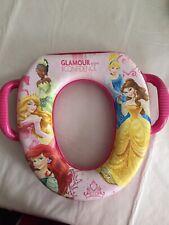 Disney Princess Toddler Potty Training Seat With Handles