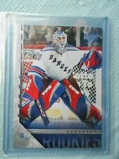 2005/06 Upper Deck Young Guns #216 Henrik Lundqvist Rangers RC Rookie