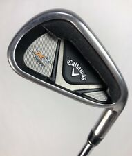 Callaway X2 Hot Single 6 Iron Golf Club Speed Step 85 Graphite R Flex *VGC* FS