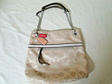 G1282-21161 COACH Duffle Convertible Crossbody/Shoulder Bag Tan