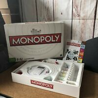 Monopoly REVOLUTION Board Game - 100% Complete - USed Once