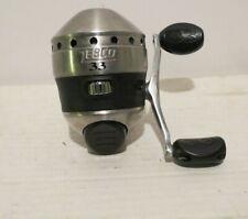 Zebco 33 Fishing Reel Quick Set Anti-Reverse Ball Bearing System Cajun Line
