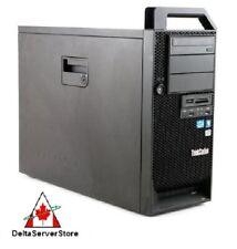 Lenovo D30 2x Xeon E5-2640, 128GB, 500GB SSD, 2TB SATA , NVIDIA Quadro K2000