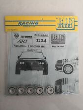 BIG.TK02 RACING43 1/24 rally - Transkit LANCIA DELTA HF ART LIATTI 1992