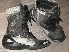 ECCO Stiefel Gr. 30 Leder Übergangsschuhe Schuhe