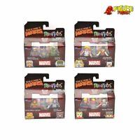 Marvel Minimates Series 64 Complete Set