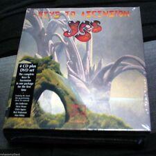 YES - KEYS TO ASCENSION [4CD+DVD] - NEW BOXSET