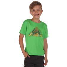 Vêtements verts à manches courtes pour fille de 3 à 4 ans