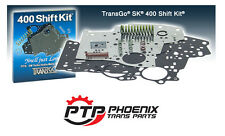 TH400 Turbo 400 Transmission Shift Kit 1965 UP TRANSGO GM Valve Body Rebuild Kit