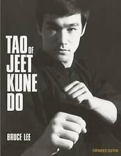 NEW Tao of Jeet Kune Do by Bruce Lee