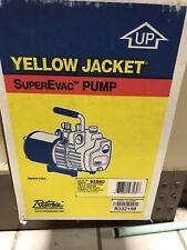 93560 Yellow Jacket SuperEvac 6 CFM Vacuum Pump