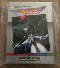 GRADIUS for Colecovision - NEW - Opcode - SUPER GAME MODULE REQ'D