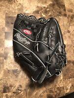 Rawlings Baseball Glove RBGBMI 12 Inch  black The Gold glove Co