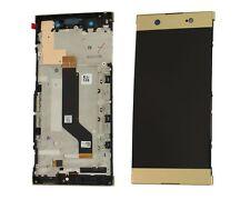 Sony Xperia XA1 Ultra écran LCD numériseur tactile original genuine gold