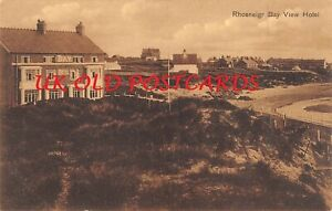 Wales- RHOSNEIGR, Bay View Hotel, Anglesey.