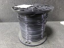 SOUTHWIRE 12AWG 2500'/RL BLACK THHN BUILDING WIRE (MK)