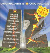 VARIOUS (SHONA LAING / PETER GABRIEL / ROBBIE NEVIL - 12 - Festival Records
