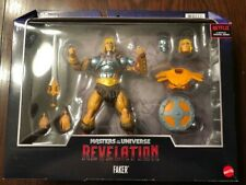 Masters of the Universe He-Man Revelation Faker NEW!!!