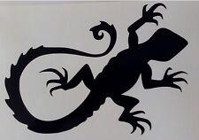 GECKO Car Decal Vinyl, Drift Sticker, JDM, EURO, DUB Tribal Lizard