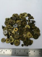 Mixed Job Lot of Pocket Watch Hour Wheels - Antique Spare Parts (W39)
