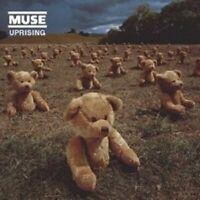 "MUSE ""UPRISING"" CD 2 TRACK SINGLE NEU"