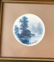 "Dalhart Windberg-""Bayou Country"" Signed & Framed"