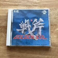 GOLDEN AXE - PC Engine CDRom - PCE Grafx Japan JPN - Complete Retro
