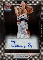 2012-13 Panini Prizm Autographs #48 Jan Vesely Auto - NM-MT