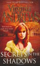 VIRGINIA ANDREWS ___ SECRETS IN THE SHADOWS __ BRAND NEW __ FREEPOST UK
