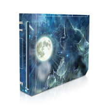 Wii Game Console Skin - Bark At The Moon by Antonia Neshev - Decal Sticker