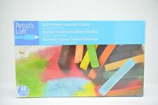 Artist's Loft 396439  Soft Pastels Set in 48 Assorted Colors New Sealed Box